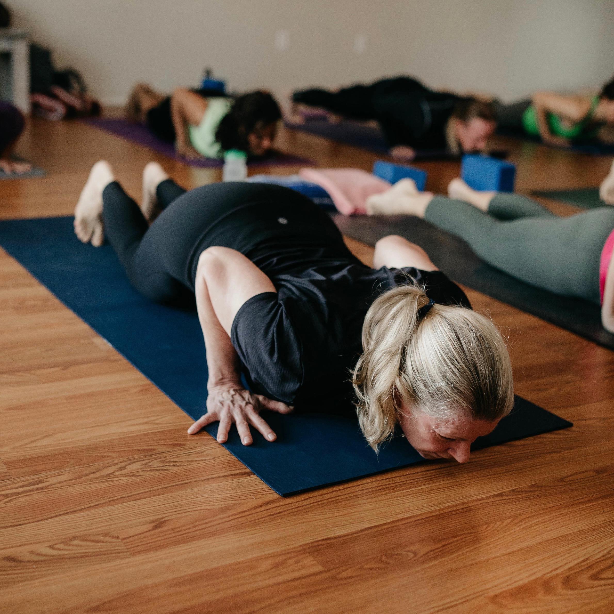 Classes - Ocala Yoga Center