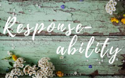 Response-ability